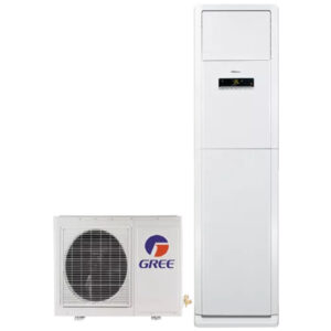 Gree 2.0 Ton–GF-24FWAA+ Non Inverter Cool Only Low Voltage Startup Floor Standing Cabinet