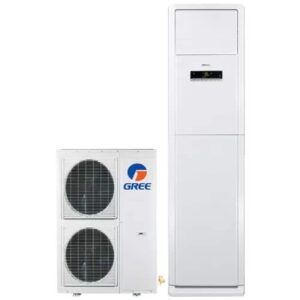 Gree 4.0 Ton–GF-48FWAA+ Non Inverter Low Voltage Startup Cool Only Floor Standing Cabinet