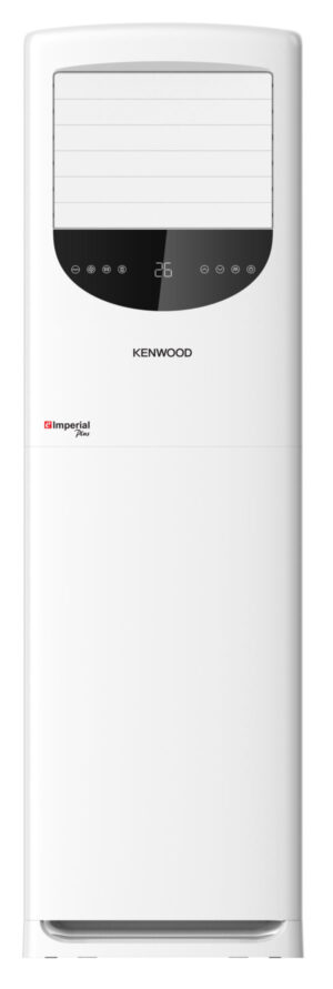 Kenwood 2.0 Ton-KEI-2442 F E IMPERIAL Non Inverter Heat And Cool T3 Compressor Floor Standing Cabinet